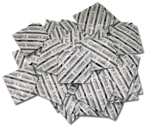 Durex - Kondomy London Extra velké 100ks