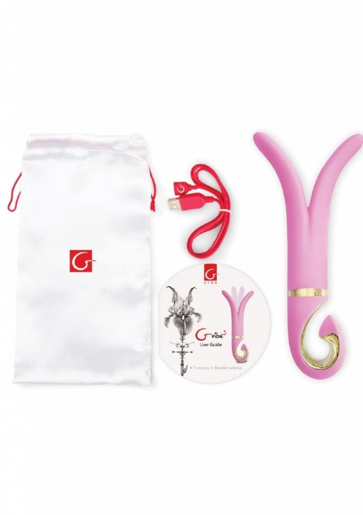 Fun Toys Gvibe 3 pink vibrátor