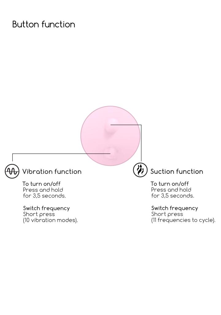 Shots - Irresistible Mythical pink vibrátor s stimulátorem klitorisu