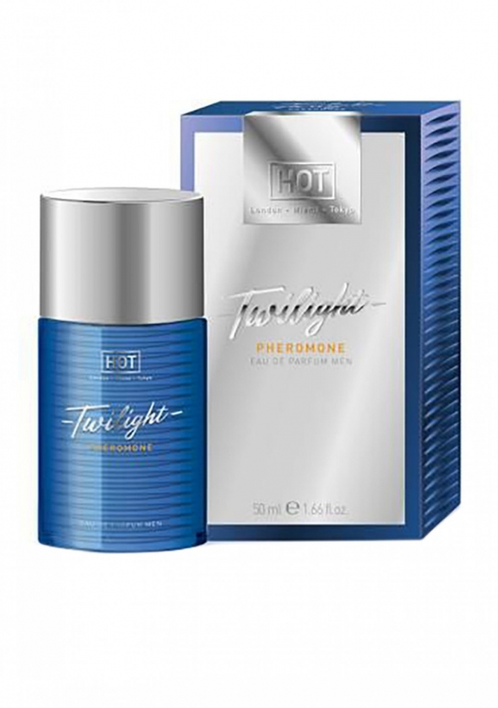 HOT twilight Man 50 ml Feromonový parfém pro muže