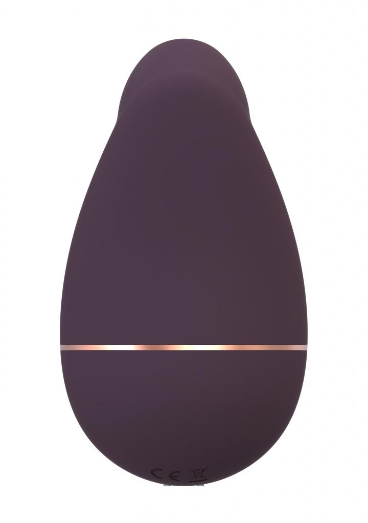 Shots - Irresistible Kissable purple stimulátor klitorisu