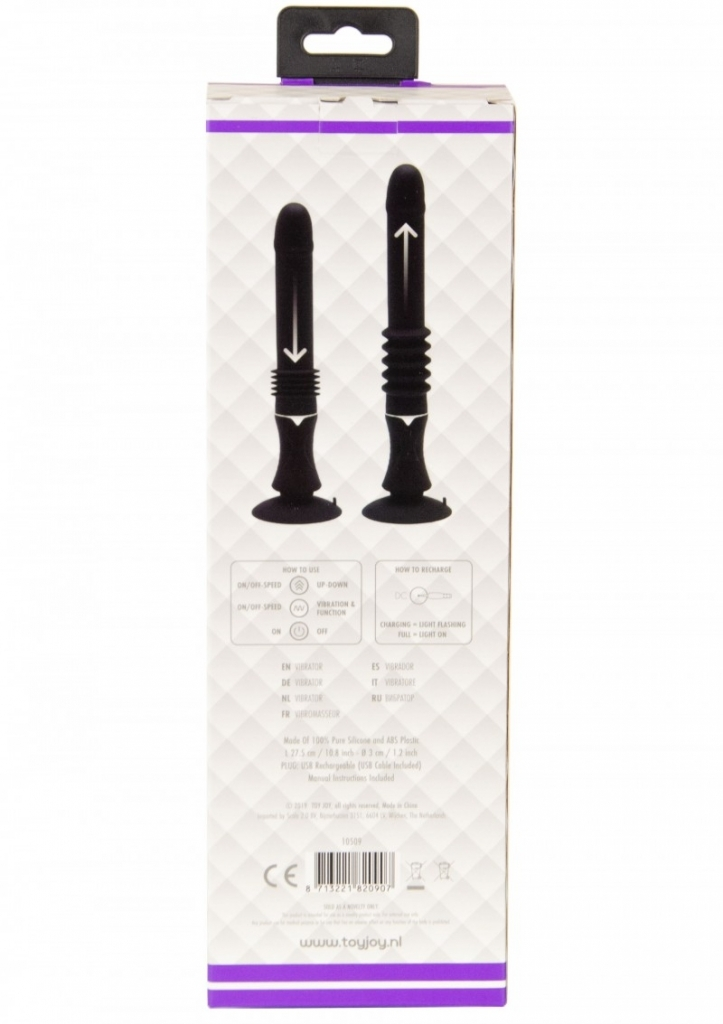 ToyJoy SeXential Majestic Trusting Vibe