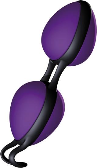 Joydivision Joyballs Secret Violet & Black venušiny kuličky