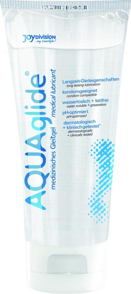 JOYDIVISION - Lubrikační gel AQUAglide 200 ml