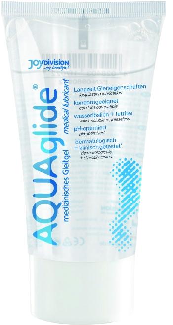 JOYDIVISION - Lubrikační gel AQUAglide 50 ml