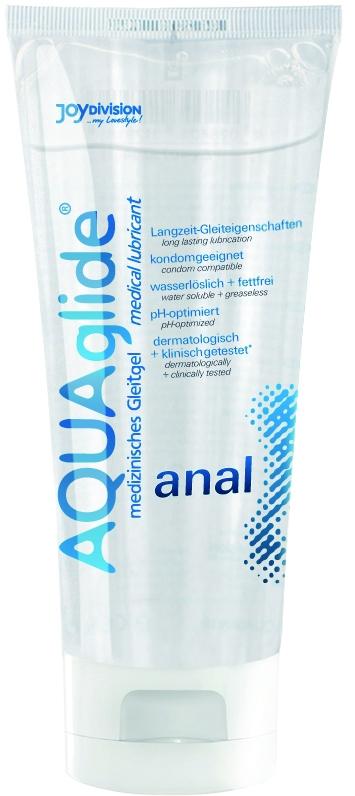 JOYDIVISION - Lubrikační gel AQUAglide anal 100 ml