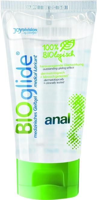 JOYDIVISION - Lubrikační gel BIOglide Anal 80 ml