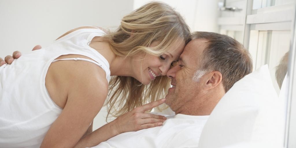 Sex se starším a mladším mužem!