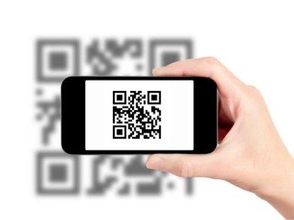 Možnost QR platby z mobilního telefonu na eshopu www.vibratory-online.cz