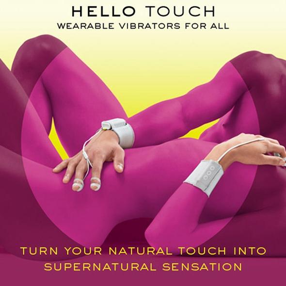 Vibrátor Jimmyjane Hello Touch je revoluční sexuální pomůcka na prsty