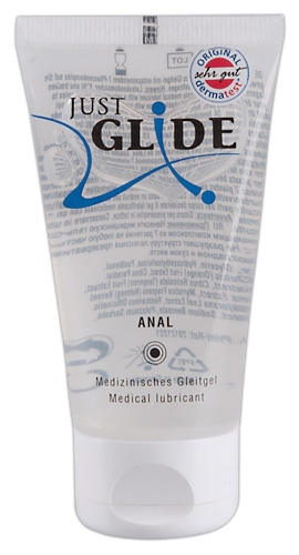 Lubrikační gel Just Glide Anal  50ml