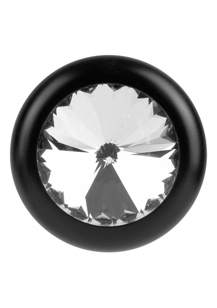Pipedream - Anální kolík s krystalem Luv Plug
