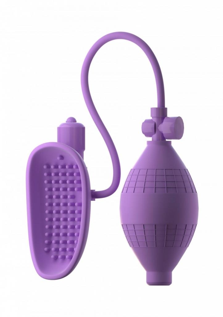 Pipedream - Fantasy for Her Sensual Pump-Her purple