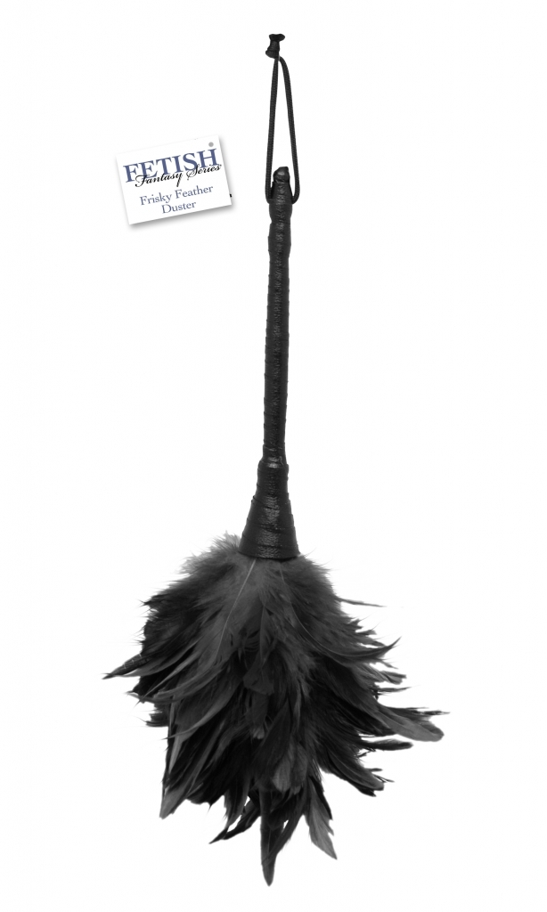 Pipedream - Fetish Fantasy Frisky Feather Duster black