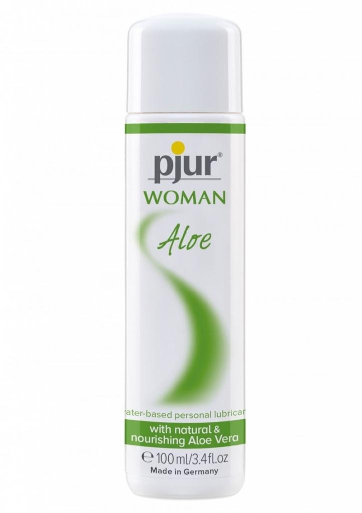 Pjur Woman Aloe 100 ml lubrikační gel