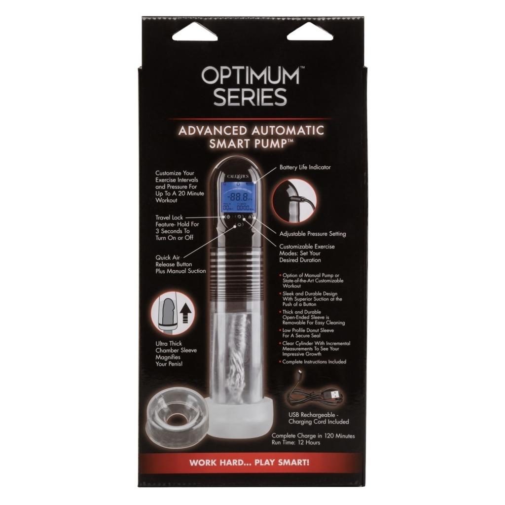 Calexotics Advanced Automatic Smart Pump Optimum Automatická vakuová pumpa