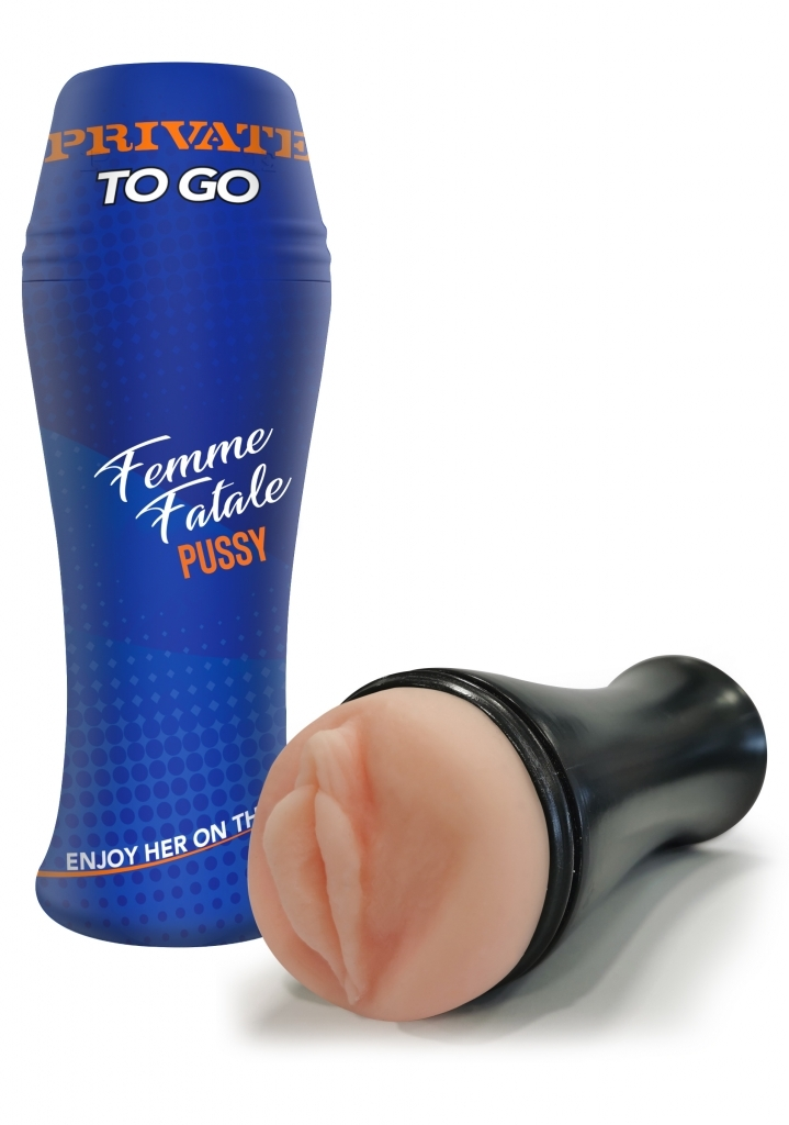 Private To Go Femme Fatale Masturbátor