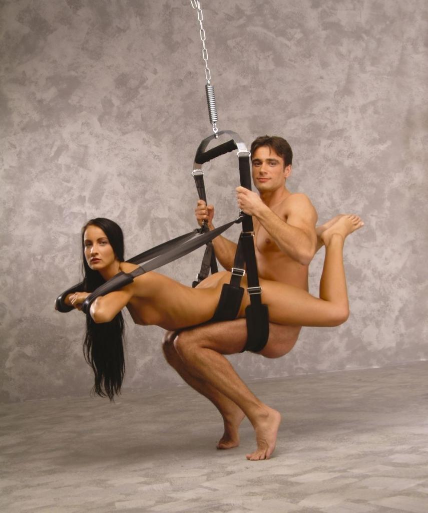 JOYDIVISION LOVE SWING MULTI-VARIO erotická houpačka