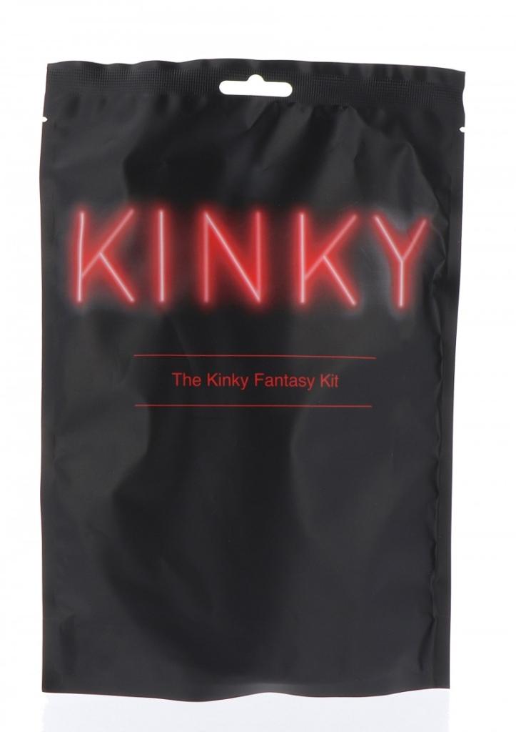 Scala Selection - The Kinky Fantasy Kit sada erotických pomůcek pro začátečníky