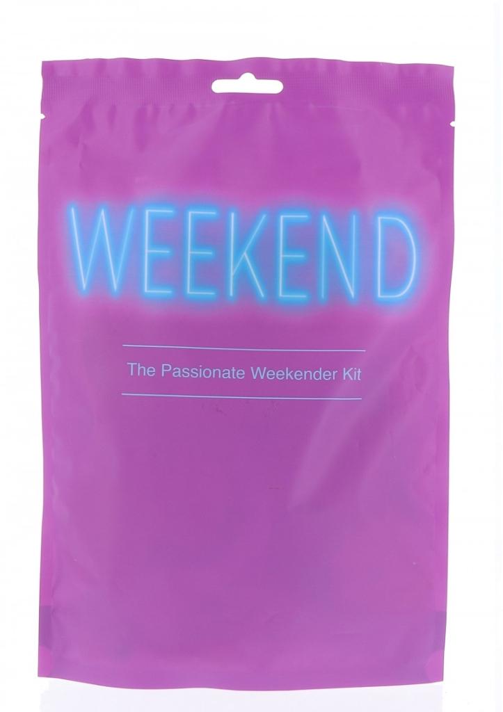 Scala Selection - The Passionate Weekend Kit sada erotických pomůcek pro začátečníky