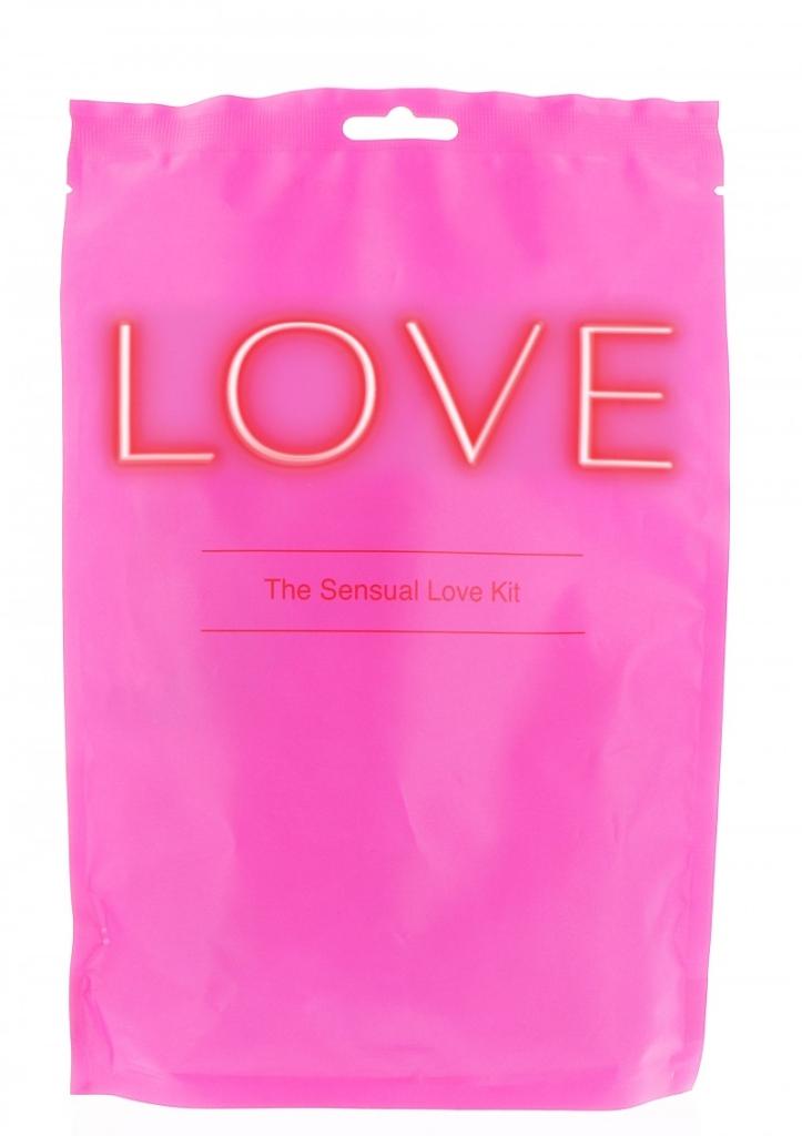 Scala Selection - The Sensual Love Kit sada erotických pomůcek pro začátečníky