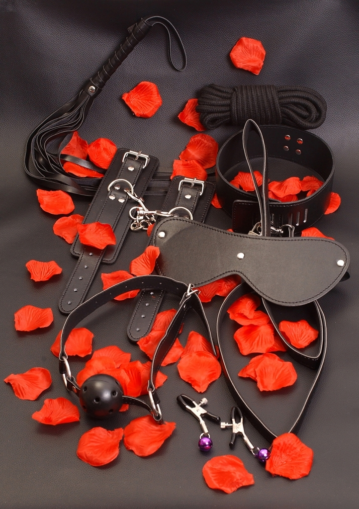 ToyJoy Amazing Bondage Sex Toy Kit