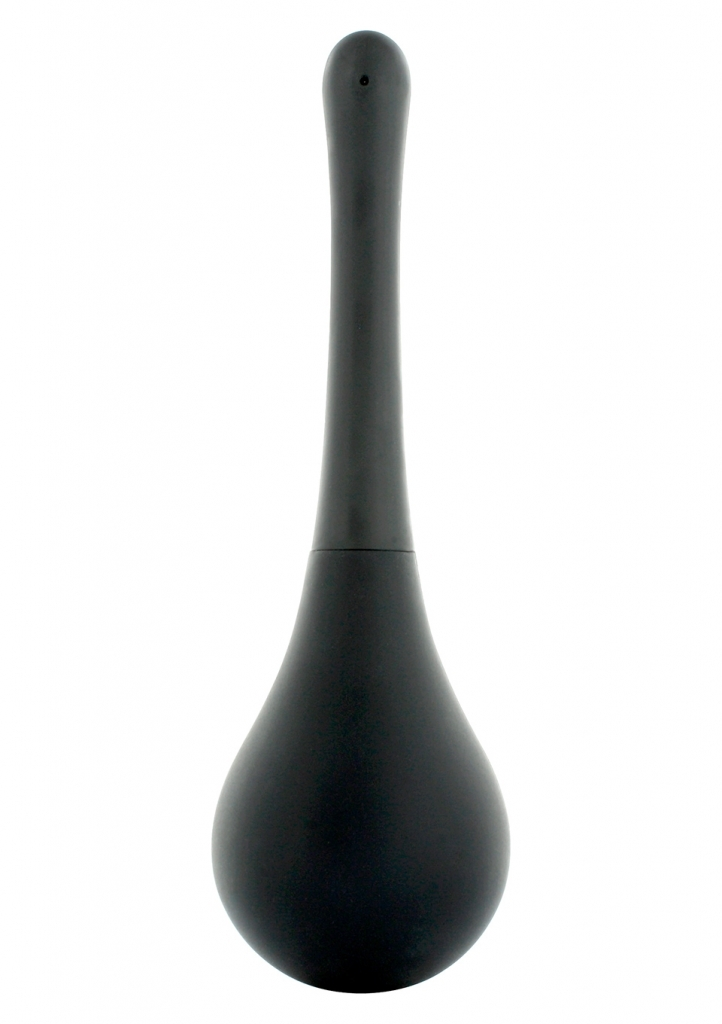 Seven Creations Squeeze Clean black anální sprcha