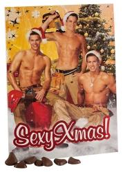 Připravte si adventní kalendář v podobě sexy úkolů