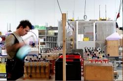 Fun Factory, výroba obrazem
