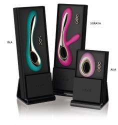 LELO příchází na předvánoční trh s luxusními novinkami - vibrátory Isla a Soraya a kosmetickou řadou luxusních olejů a masážních svíček.