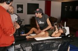 Výroba realistické umělé vagíny Mari Possa Pipedream USA obrázky