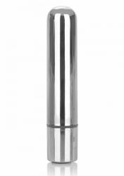 Calexotics - Rechargeable Bullet Silver minivibrátor