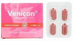 COBECO pharma - Venicon pro ženy 4 tbl