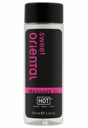 Masážní olej HOT sweet oriental 100ml