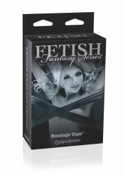 Pipedream Fetish Fantasy Limited edition Bondage Tape páska černá