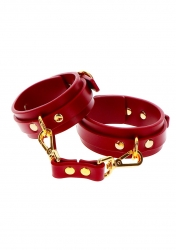 Pouta na kotníky Taboom Ankle Cuffs red