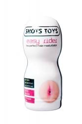 Shots Toys Easy Rider masturbátor-anál