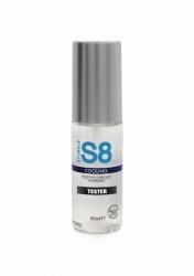 Stimul8 - S8 Cooling Lubrikant na vodní bázi chladivý 50ml TESTER