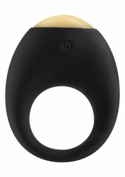 ToyJoy LUZ Eclipse black vibrační kroužek