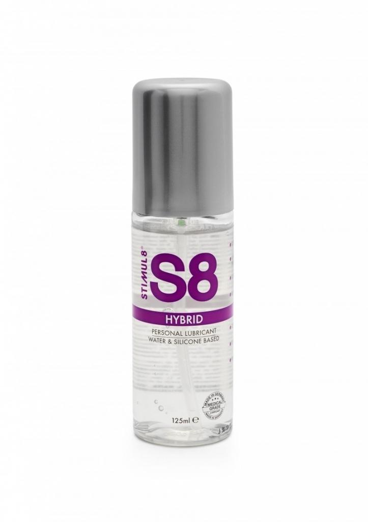 Stimul8 - S8 Hybridní Lubrikant 125ml