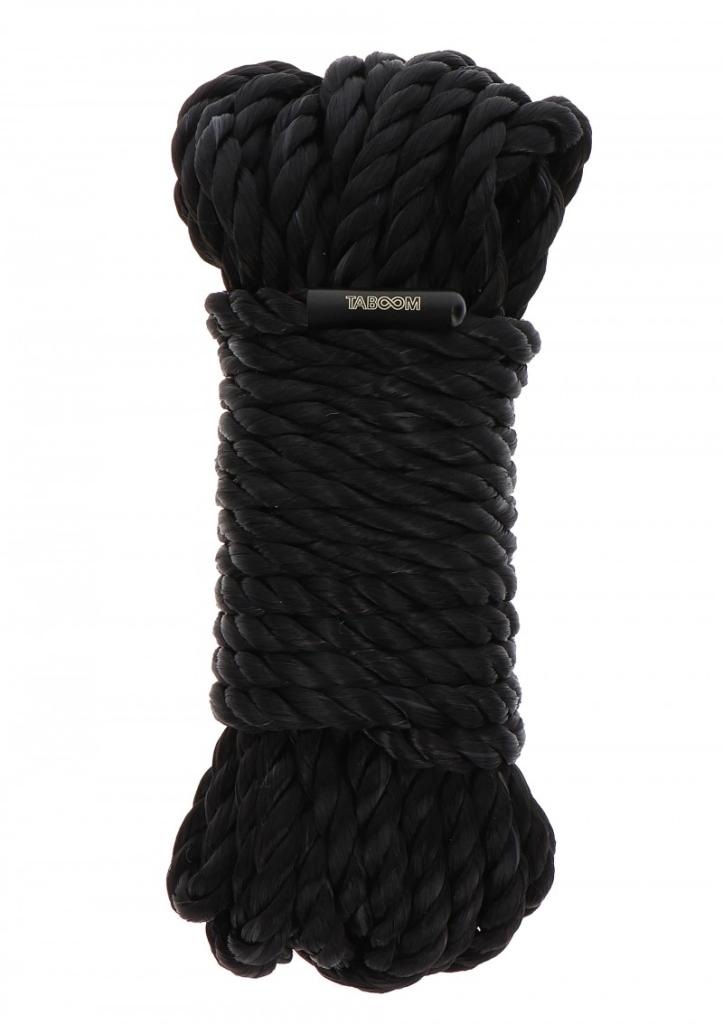 Taboom Bondage Rope 10m black