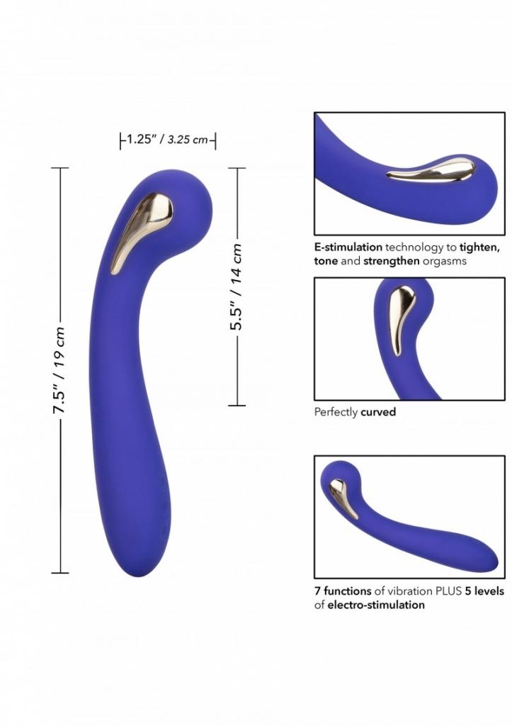 Calexotics Impulse E-stim Petite G Wand