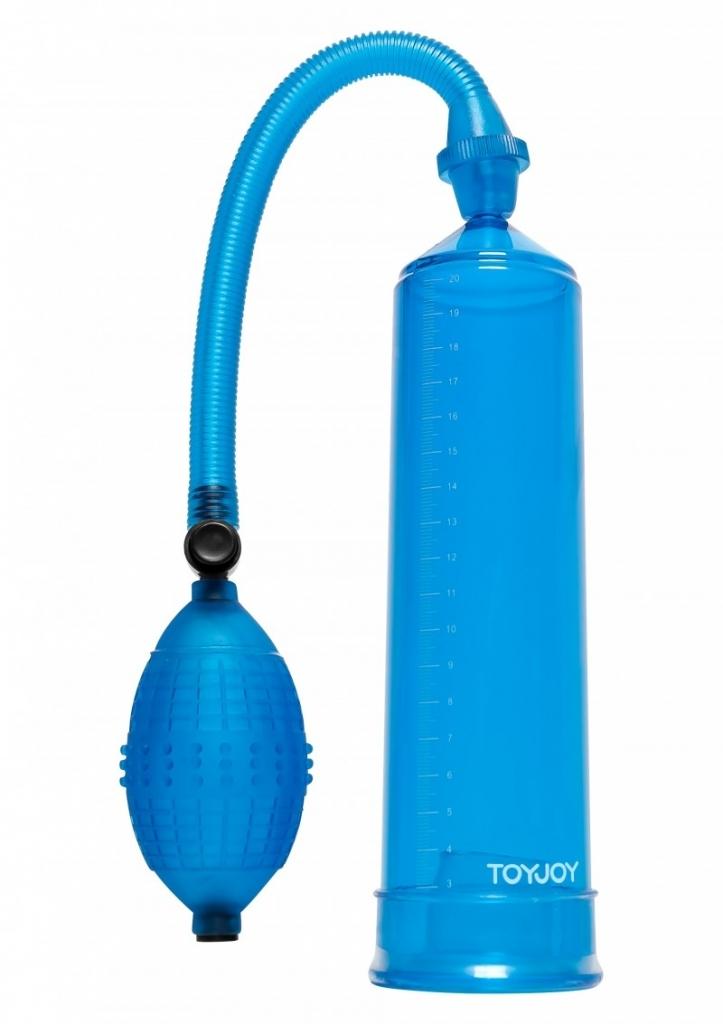 ToyJoy Blue for Man vakuová pumpa