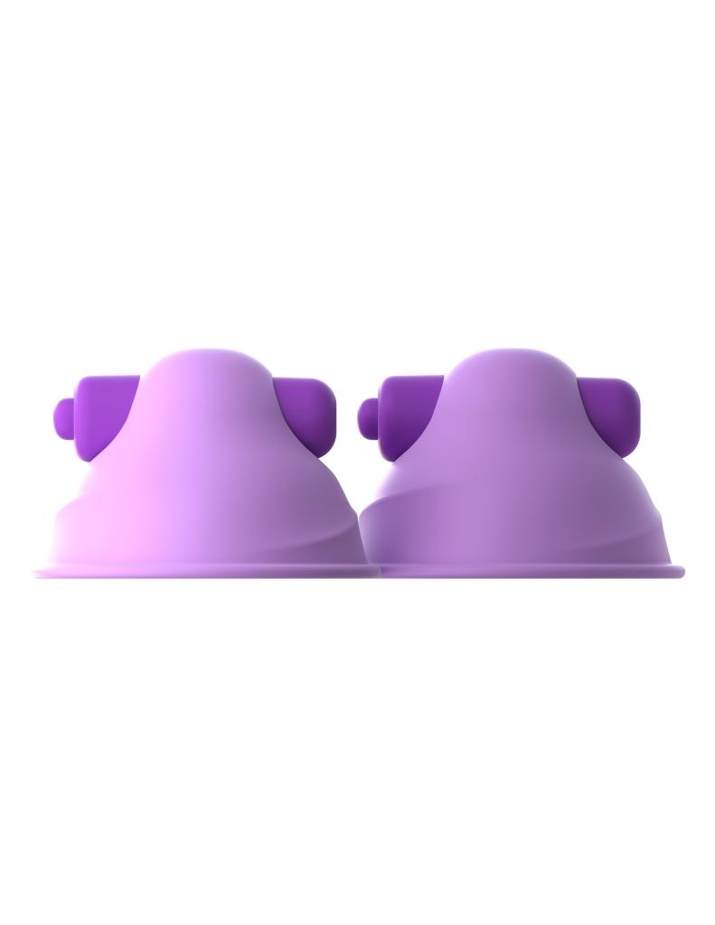 Pipedream Fantasy for Her Vibrating Nipple Suck-Hers purple přísavky na bradavky