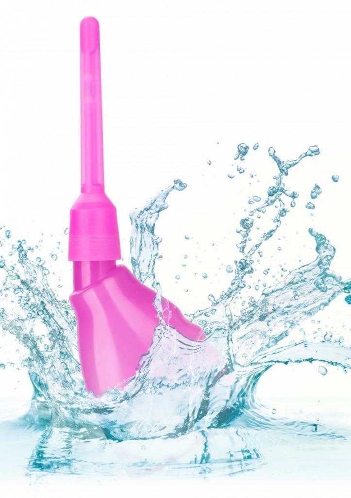 Calexotics Ultimate Douche anální sprcha pink